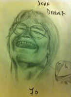John Denver by zanalatara