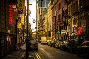 Chinatown, Manchester #2 by ncaph