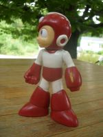 Megaman Custom Painted Figure by DanielPalmer