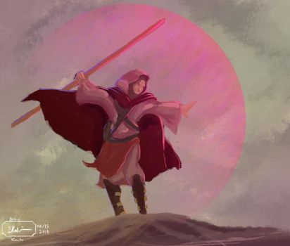 Dome - Speed Paint by PersianArcher