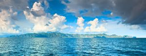 Coron panorama by MotHaiBaPhoto