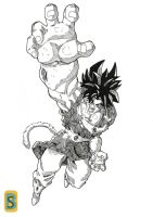 Broly by bloodsplach