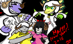 The year of the Sheep (Requested) by Blinx3megachanel