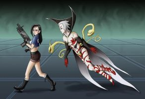 GB-Dissidia-Quit Followin' Me by Coley-wog