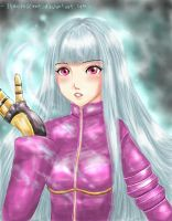 KOF~Kula Diamond by StarCrescent