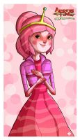 bubblegum princess by synysterangel