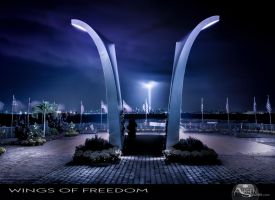 Wings of Freedom by AugenStudios