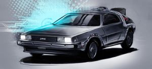 Delorean fcd94 by FCD94