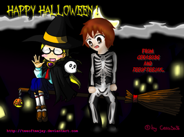 Happy Halloween 2011 by TeeOfTeeJay