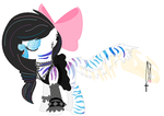 MLP Earth Pony Tailmouth .:AUCTION:. (CLOSED) by Skylar-n-Cloudy
