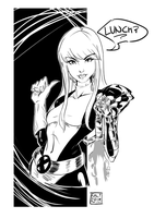 Magik sketch by wooserr