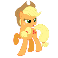 Applejack by Peachspices