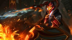 dota 2 dragon knight by unrealsmoker
