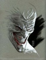 Joker Sketch by alextso