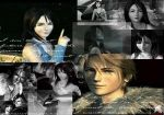 Rinoa and Squall 2001 by azn1x6flame