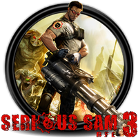 Serious Sam 3 by PirateMartin