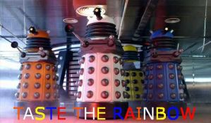 Exterminate the Rainbow by mulder107