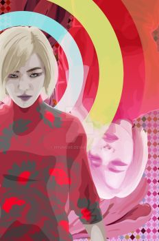 GaIn - Love is Blooming by Hyung86