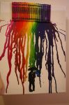 Crayon Art by OfficialQueenicorn
