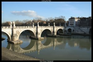 Arching the Tiber by HerrDrayer