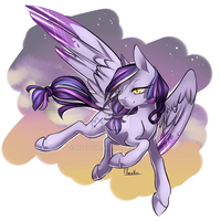 [AT] Crystal Spear by Moenkin