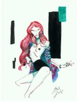 Tattooed girls and other pretty things... ][7][ by marcello-nicolella