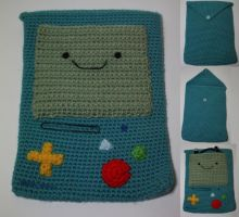 Beemo ipad case by Oni4219
