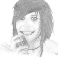 Andy Biersack by 1lexi1