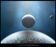 Supernova Wallpaper by pulse36