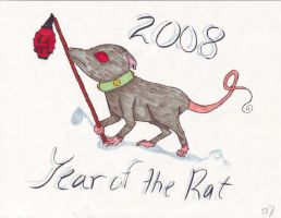 Year of the Rat by camio105