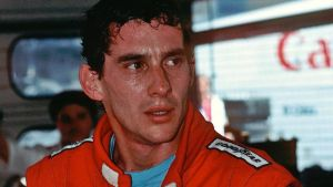 Ayrton Senna (Germany 1988) by F1-history