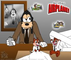 Walt Disney's Airplane Part 2 by Arbok-X