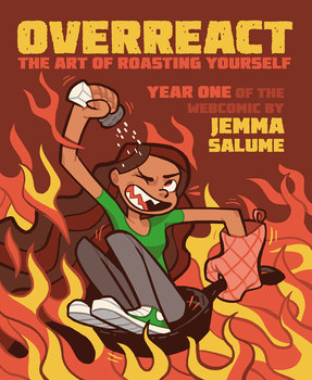 OVERREACT: YEAR ONE by oxboxer