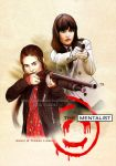 Annie and Teresa Lisbon - totally badass by painted-in-red