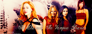 The Charmed The Vampire Diaries by N0xentra