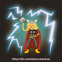 Thor by le-numeritos