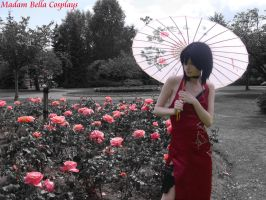 Resident Evil 4 Ada Wong by MasterCyclonis1