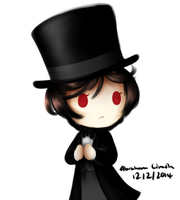 Abraham Lincoln (1809-1865) by flandre495