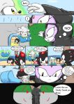 Shadow and Amy's Family11 by ViralJP