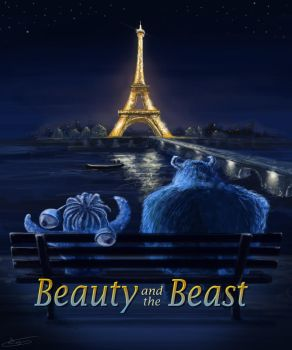 Beauty and the Beast by xben
