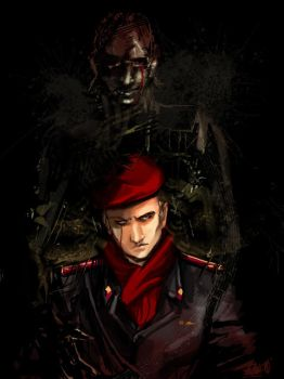 Son of Sorrow - MGS by oneoftwo