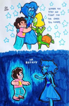 Stay or Betray? by GustavoCardozo97