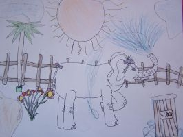 Elephant by 9-AmBeR-6