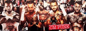 CM Punk Faces by TheAwesomeJeo
