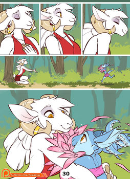 Gift from the Water God pg. 30. by Zummeng