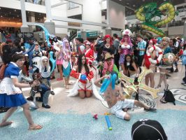 Anime Expo 2015 468 by iancinerate