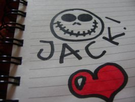 40. Love for Jack by x-loveyou-x