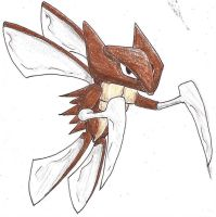 Kabutops Origin Forme by tk36477