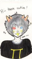 Sollux Request by Late-Night-Cannibals