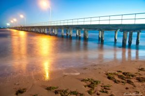 Altona Pier by DanielleMiner